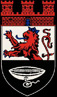 Wappen der Schloss-Stadt Hückeswagen